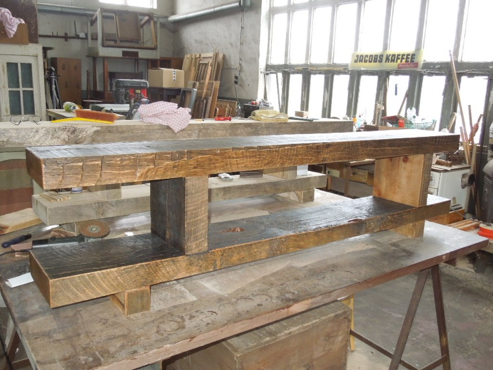 Hornbach Gartenmobel Reduziert : Antike Möbel Dekorieren Holzbalken scheunenbalken altholz rustikal